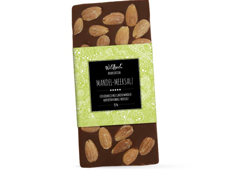 Wildbach Schokolade - Deluxe Edition DELUXE EDITION – Mandel-Meersalz