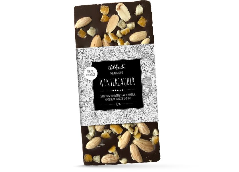 Wildbach Schokolade - Deluxe Edition DELUXE EDITION – Winterzauber