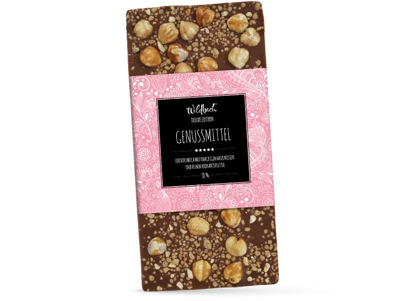 Wildbach Schokolade - Deluxe Edition DELUXE EDITION – Genussmittel