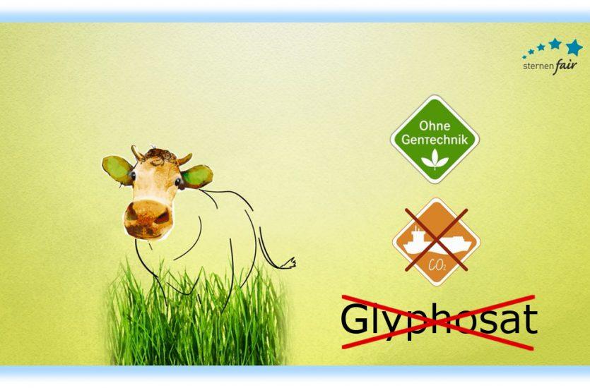 Wildbach Schokoladen zum Thema Glyphosat