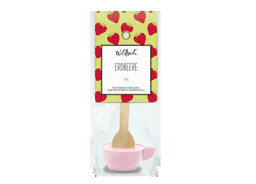 Wildbach Schokolade - Glutenfrei Haferl Erdbeere
