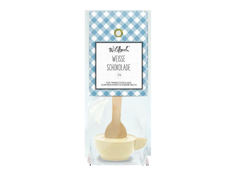 Wildbach Schokolade - Glutenfrei Haferl Weiße