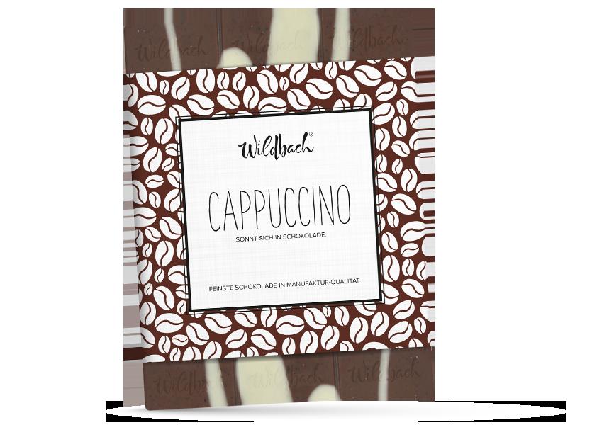 Wildbach Schokolade - Früchte und Spezielles Cappuccino