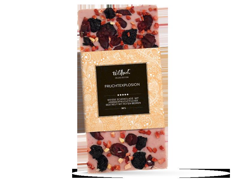 Wildbach Schokolade - Deluxe Edition DELUXE EDITION – Fruchtexplosion