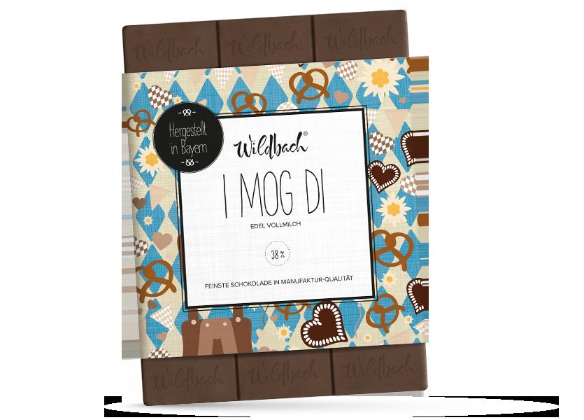Wildbach Schokolade - Bayernserie I mog di