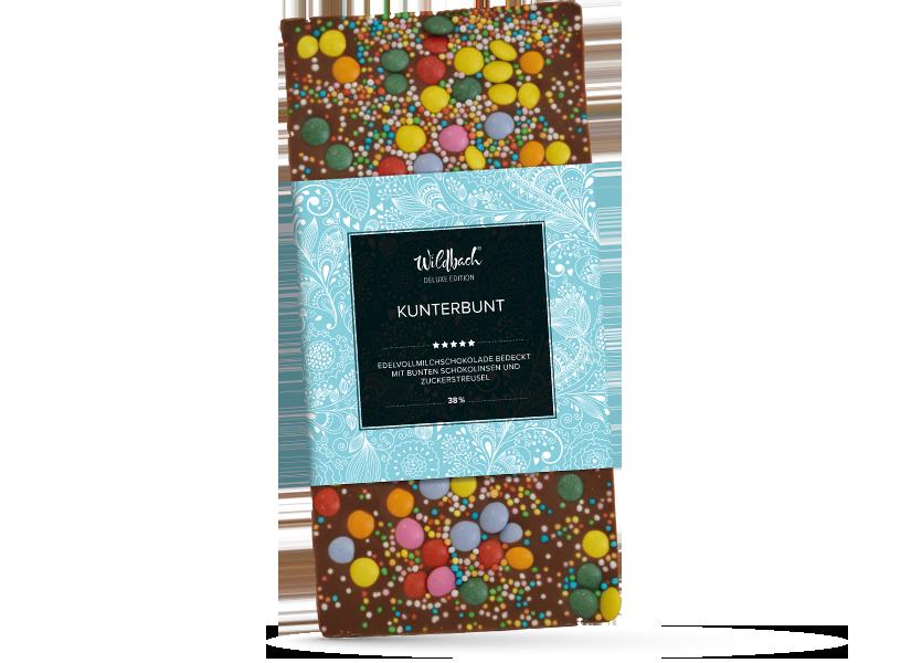 Wildbach Schokolade - Deluxe Edition DELUXE EDITION – Kunterbunt