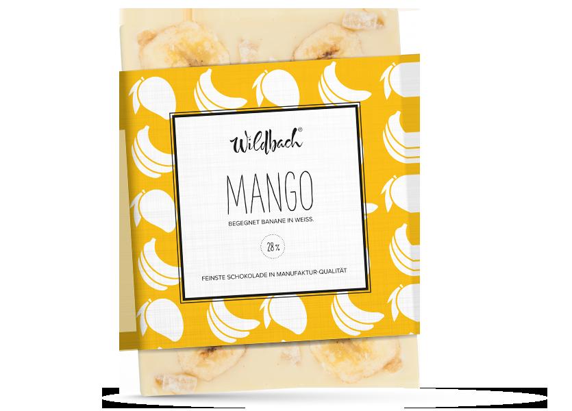 Wildbach Schokolade - Früchte und Spezielles Mango