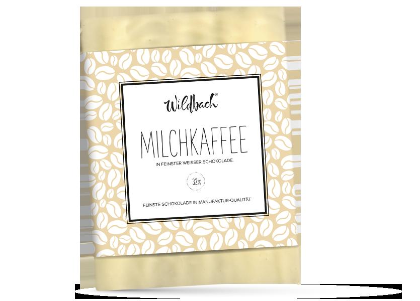 Wildbach Schokolade - Füllungen Milchkaffee