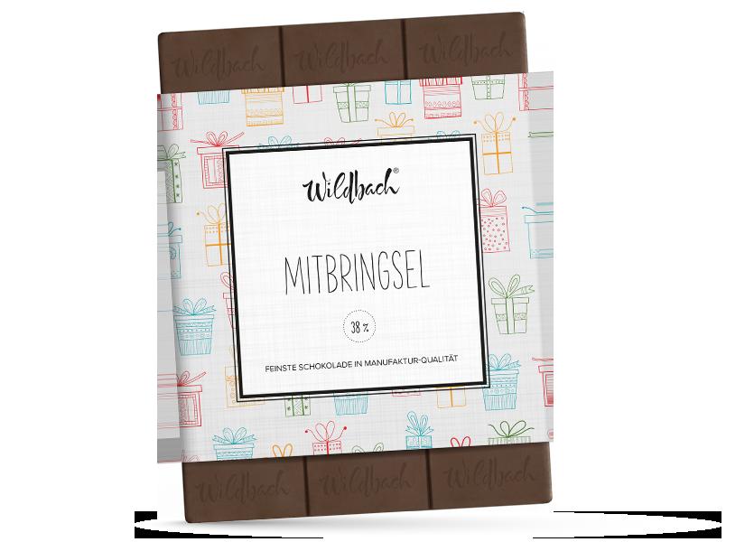 Wildbach Schokolade - Für unsere Liebsten Mitbringsel