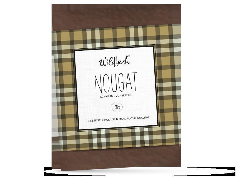 Wildbach Schokolade - Füllungen Nougat