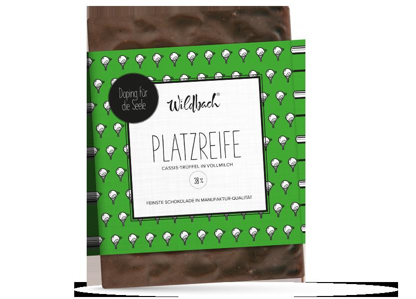 Wildbach Schokolade - Doping für die Seele Platzreife