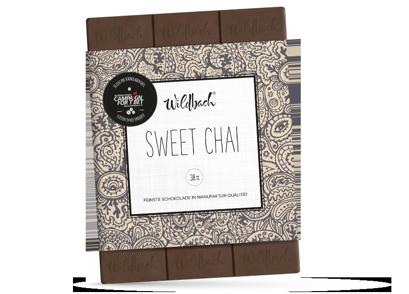 Wildbach Schokolade - Früchte und Spezielles Sweet Chai