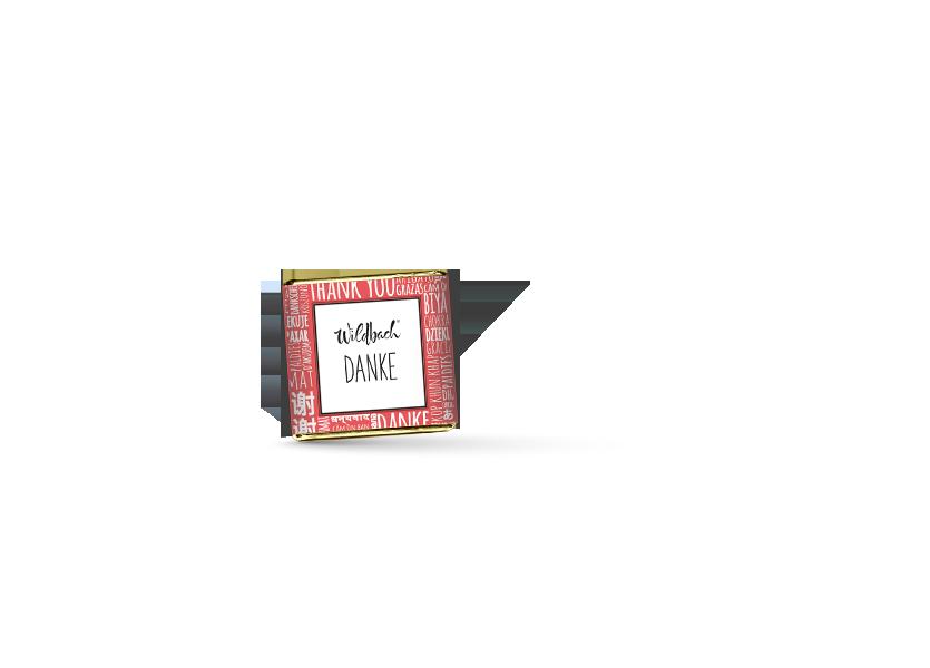 Wildbach Schokolade - Glutenfrei Naps – Danke