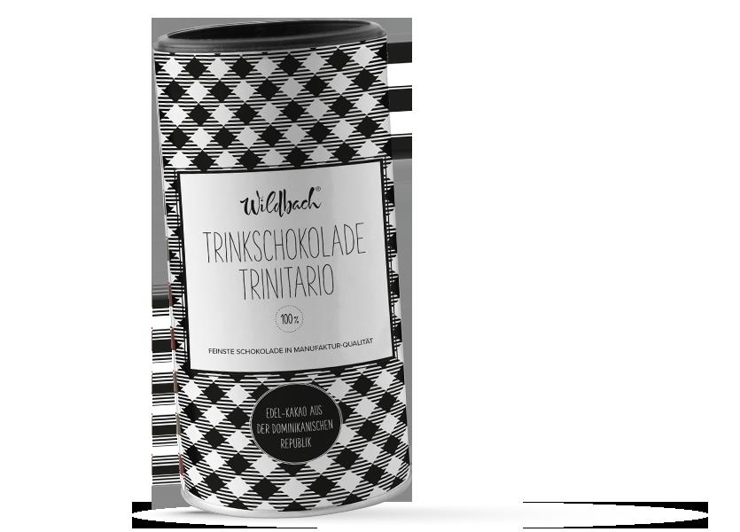 Wildbach Schokolade - Trinkschokolade Trinkschokolade Trinitario 100%