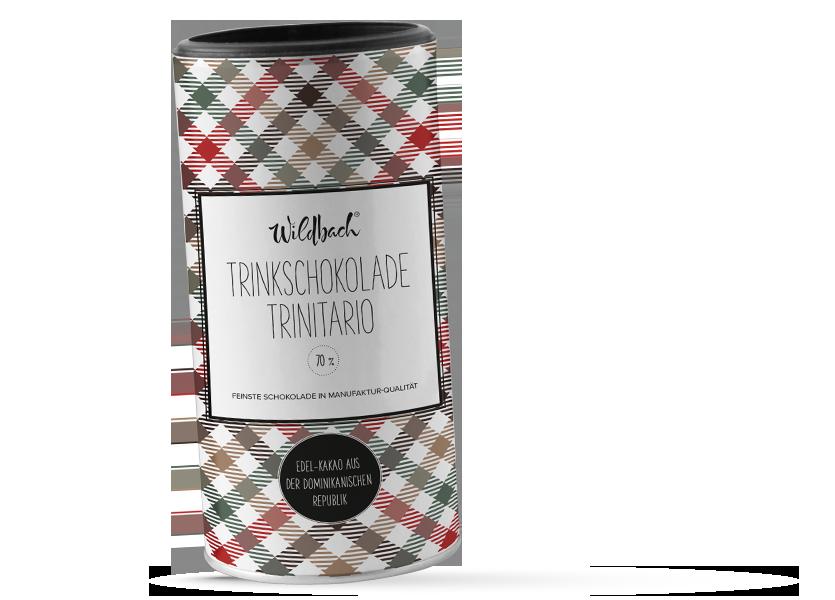 Wildbach Schokolade - Trinkschokolade Trinkschokolade Trinitario 70%