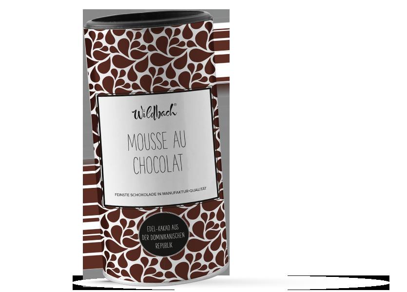 Wildbach Schokolade - Glutenfrei Mousse au Chocolat