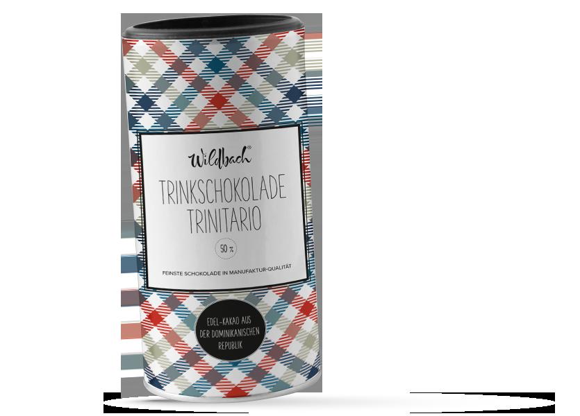 Wildbach Schokolade - Trinkschokolade Trinkschokolade Trinitario 50%
