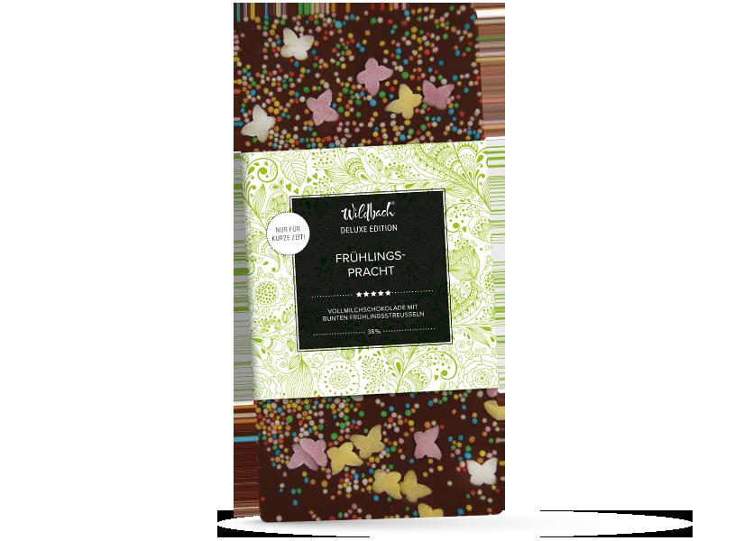 Wildbach Schokolade - Deluxe Edition DELUXE EDITION – Frühlingspracht