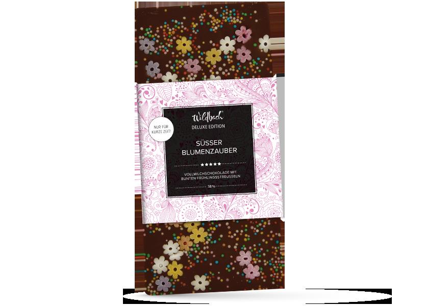Wildbach Schokolade - Deluxe Edition DELUXE EDITION – Süßer Blumenzauber