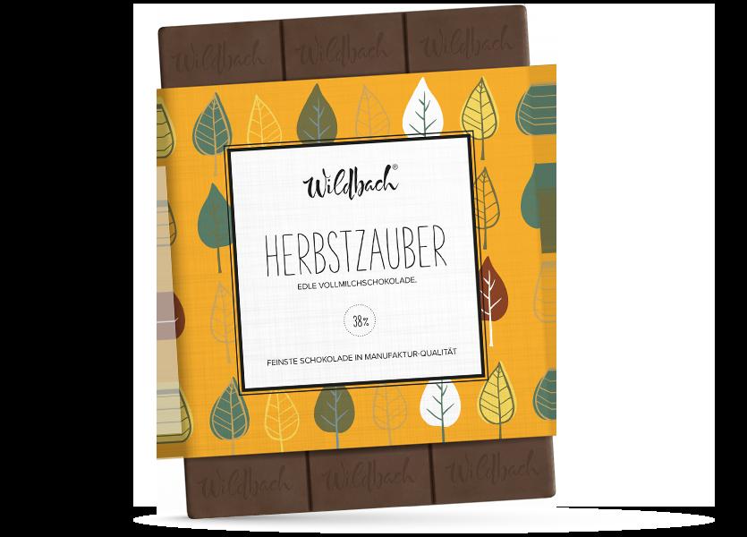 Wildbach Schokolade - Glutenfrei Herbstzauber