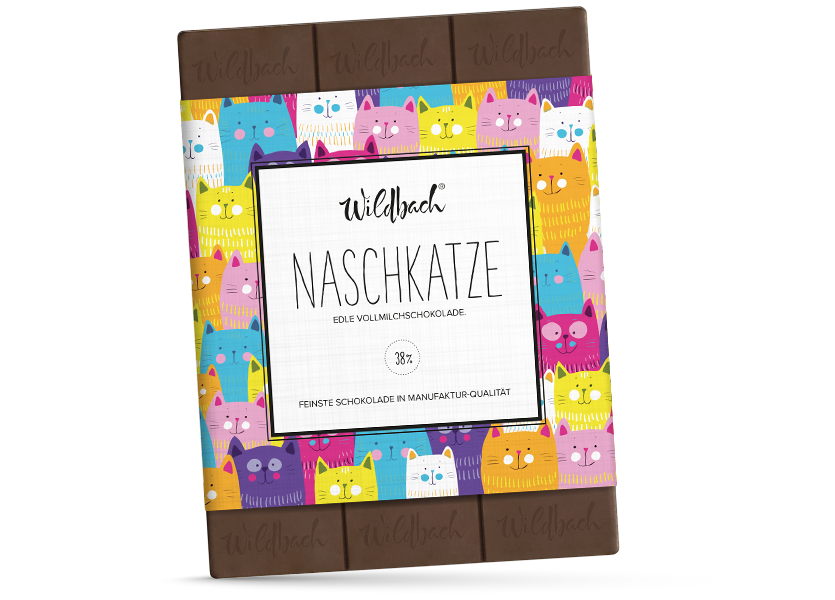 Wildbach Schokolade - Glutenfrei Naschkatze