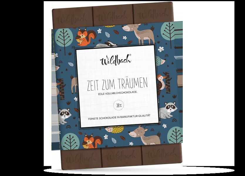 Wildbach Schokolade - Glutenfrei Zeit zum Träumen