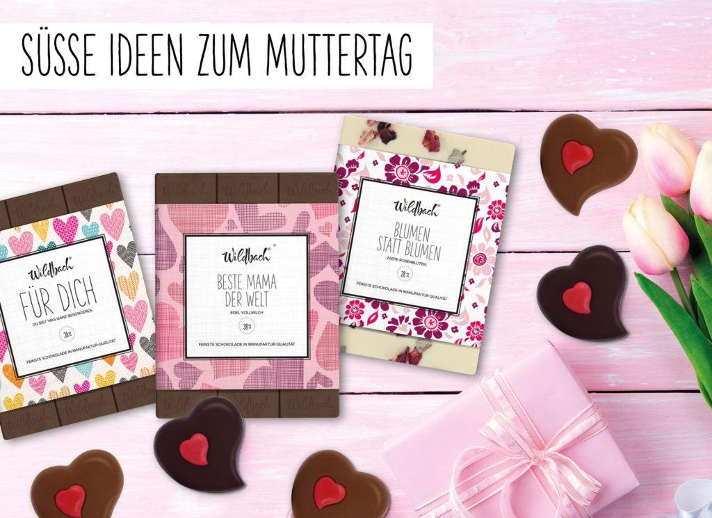 Mothers Day, Schokolade zum Muttertag, Blumen, Beste Mama